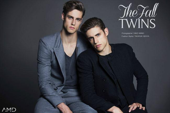 แฝดสุดหล่อ Jordan and Zac