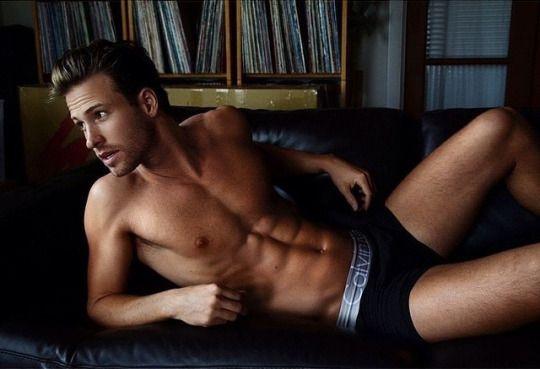 Hot guy in underwear 19