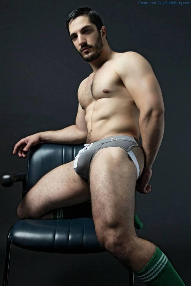Hot guy in underwear 63