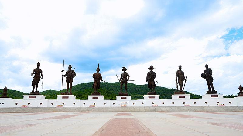 อุทยานราชภักดิ์ อุทยานแห่งความภาคภูมิใจของชนชาวไทย