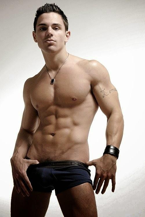 Hot guy in underwear 92