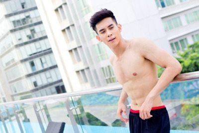 Ho Vinh Khoa หล่อ เซ็กซี่ 2