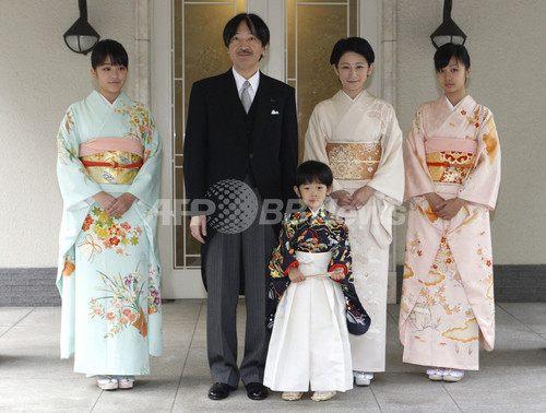 เจ้าชายฮิซะฮิโตะแห่งอะกิชิโนะ เจ้าชายน้อยแห่งราชวงศ์ญี่ปุ่น