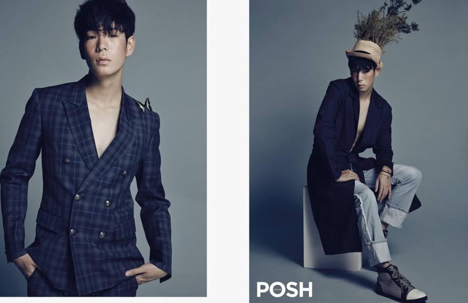 กัปตัน-สกาย-เงิน-แบงค์-เจมส์-เจเจ @ POSH Magazine Thailand issue 1 May 2016