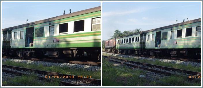 ขบวนรถไฟไทย