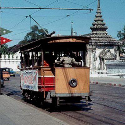 รถรางกรุงเทพ