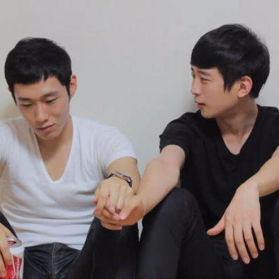 เกาหลีใต้ เกย์ ภาพยนตร์ Gay Film When I got a boyfriend