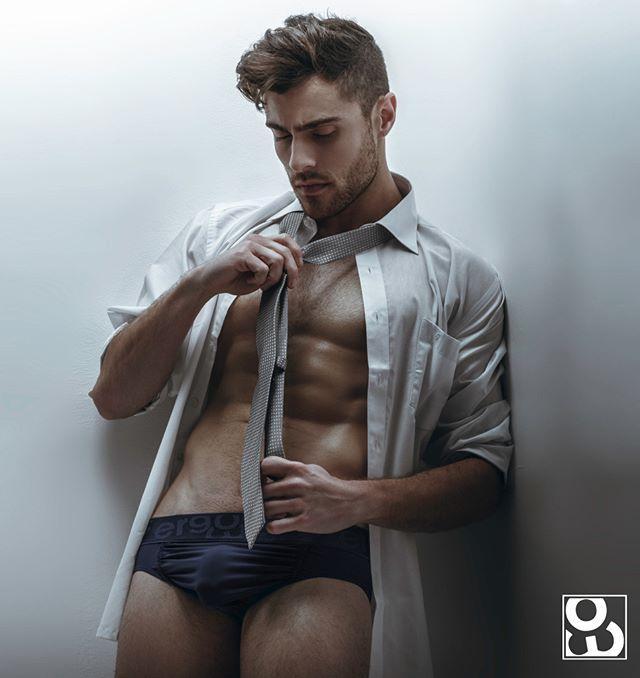 Hot guy in underwear 163