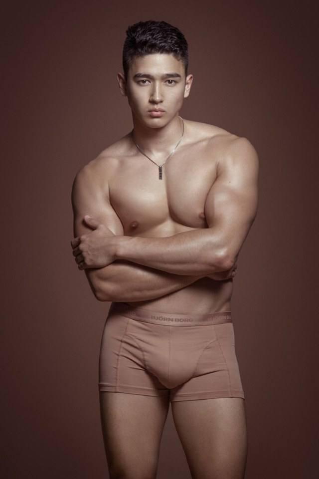 Hot guy in underwear 166