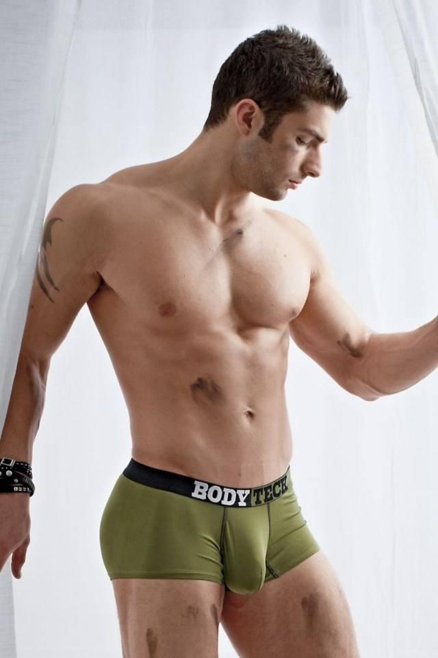 Hot guy in underwear 168