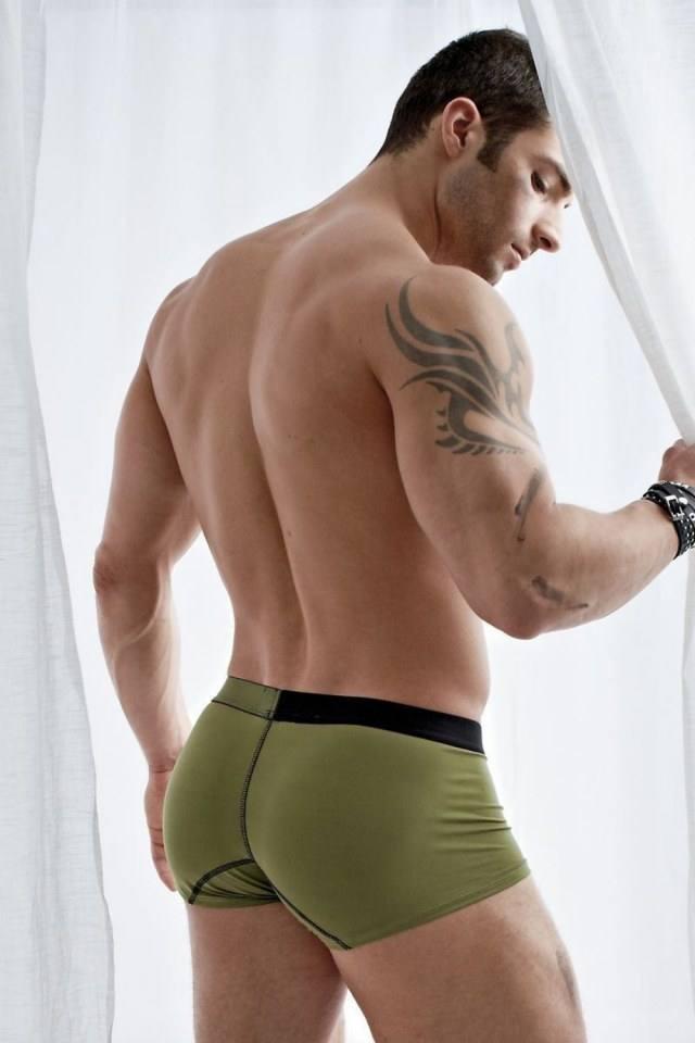 Hot guy in underwear 170