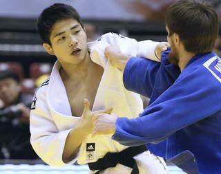 อัน ชางริม นักยูโด จาก เกาหลีใต้