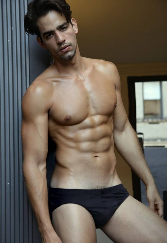 Hot guy in underwear 182