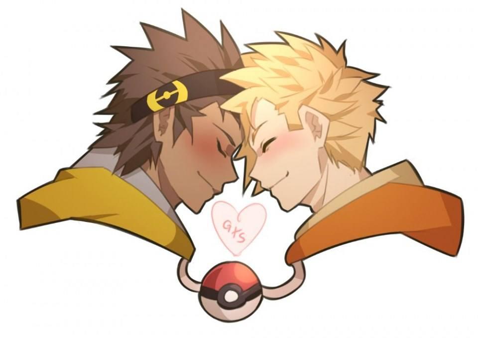 YAOI 364 - Pokemon Go 1