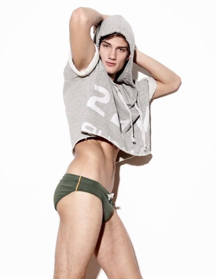 Hot guy in underwear 189