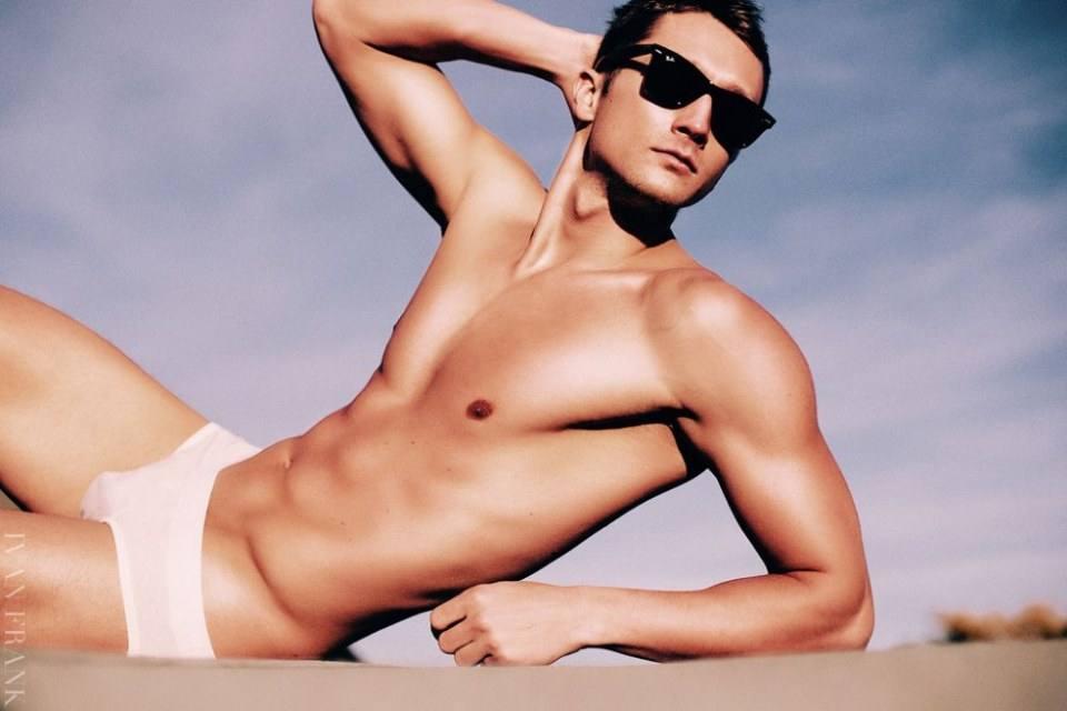 Hot guy in underwear 219