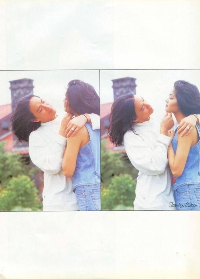 (วันวาน) ลูกเกด เมทินี & โจ-จิรายุส @ เพื่อนเดินทาง ปีที่ 16 ฉบับที่ 178 ตุลาคม 2537