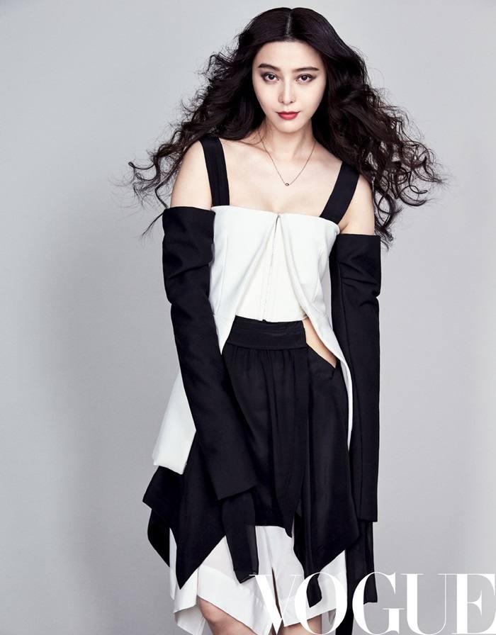 Fan Bing Bing @ Vogue China January 2017