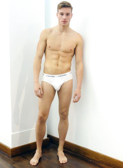 Hot guy in underwear 236