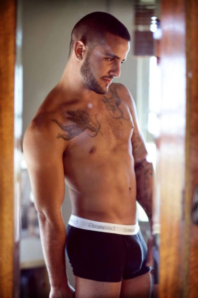 Hot guy in underwear 241