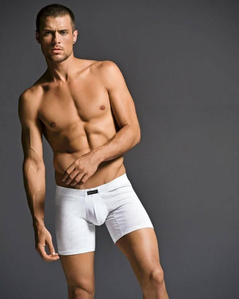 Hot guy in underwear 252
