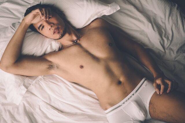 Hot guy in underwear 259