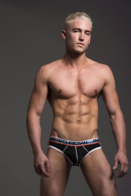 Hot guy in underwear 262