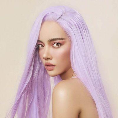 20สีผมสุดแซ่บของ ดาราไทย ชอบสีไหนมาโหวตกัน