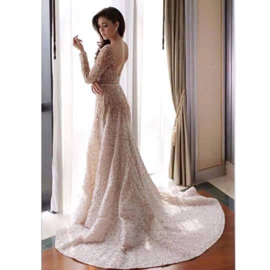20ดาราใส่ชุดแต่งงานสวยๆคนใหนโดนใจคุณ
