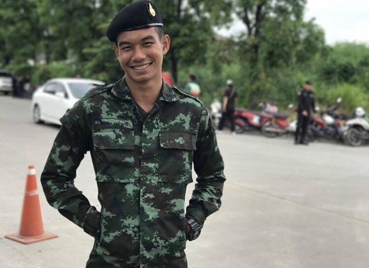 #ทหารล่ำ#5