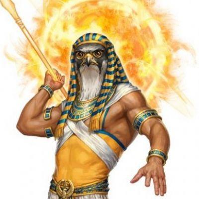 ความยิ่งใหญ่ ของเทพเจ้า  ศาสนาของอียิปโบราน
