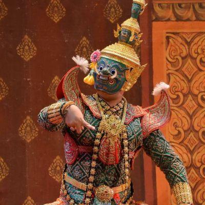 ความยิ่งใหญ่ ของ  โขน ศิลปะการแสดงชั้นสูงของไทย