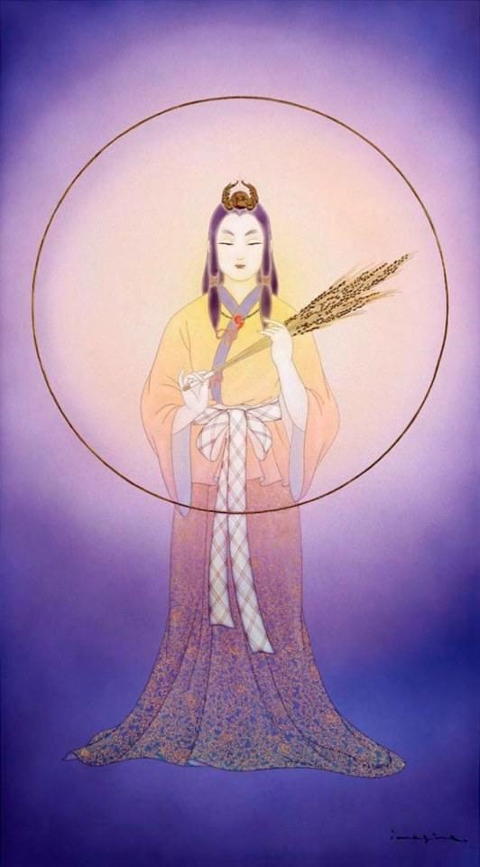 ซึคุโยมิ, สึคิโยะมิ : เทพแห่งพระจันทร์