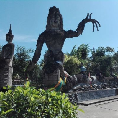 ศาลาแก้วกู่ เมืองหนองคาย