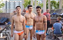 ทอย ภัครพงศ์ ตัวแทน Mr. Gay World Thailand 2018
