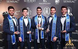 Mister Brazil 2017, Matheus Song