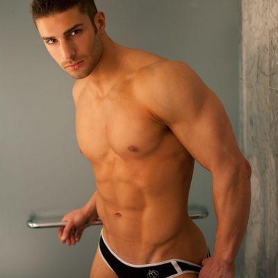 Man Crush of the Day: Model Adam Ayash