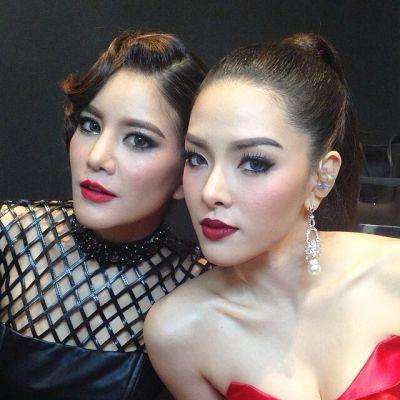#รวมละคร หญิงรักหญิงและคู่จิ้น วงการบันเทิงไทย