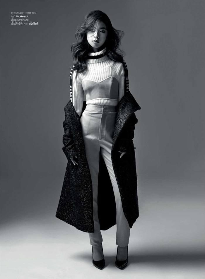 (BNK48) เฌอปราง ปัญ เจนนิษฐ์ @ นิตยสาร กุลสตรี no.1112 December 2017