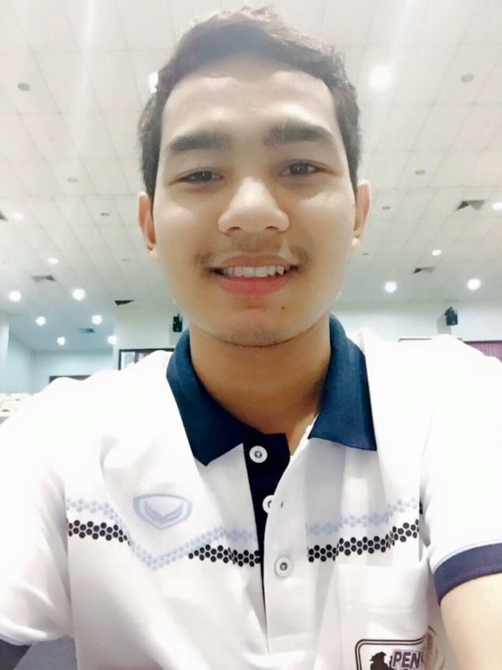 มังมุสลิมใต้นักฮอกกี้ทีมชาติไทย