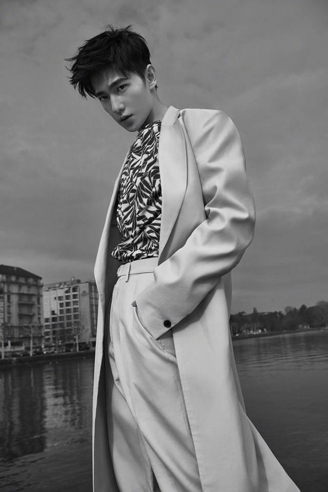 Yang Yang @ Esquire China May 2018