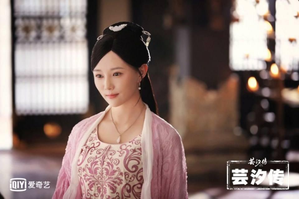 ละคร ตำนานหยุนซี Legend Of Yun Xi 《芸汐传》 2017 7