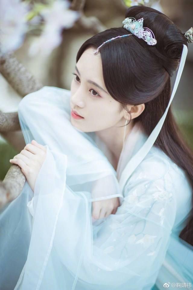 ละคร นางพญางูขาว 2018 เวอร์ชั่น จวีจิ้งอี 鞠婧祎 Legend of White Snake《新白娘子传奇》2018 2