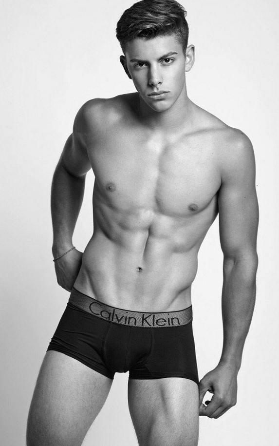 Hot guy in underwear 337