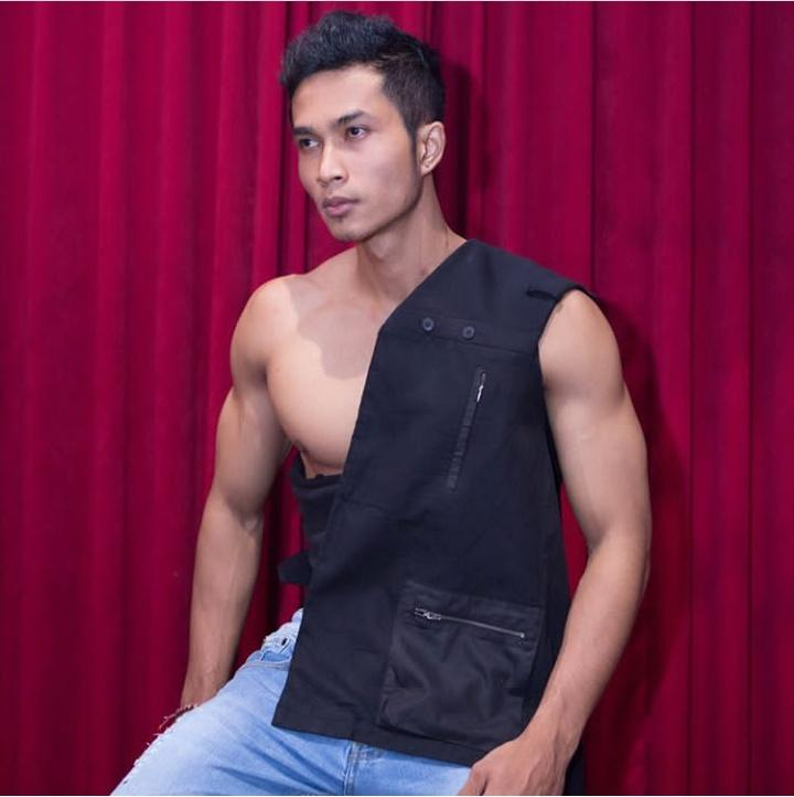 Mr National Universe Indonesia 2018