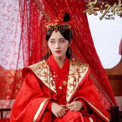 ละคร ตำนานหยุนซี Legend Of Yun Xi 《芸汐传》 2017 5