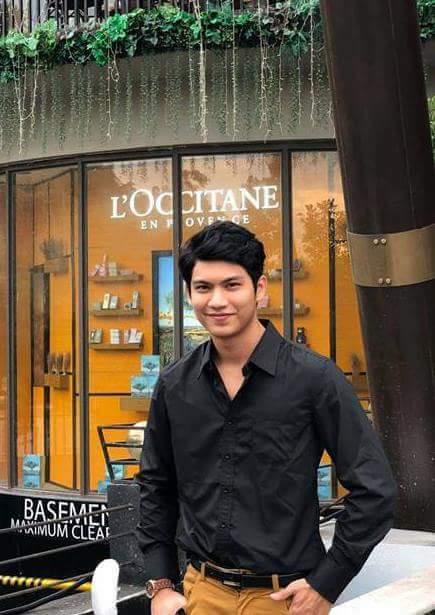 Mister Ocean Myanmar 2018