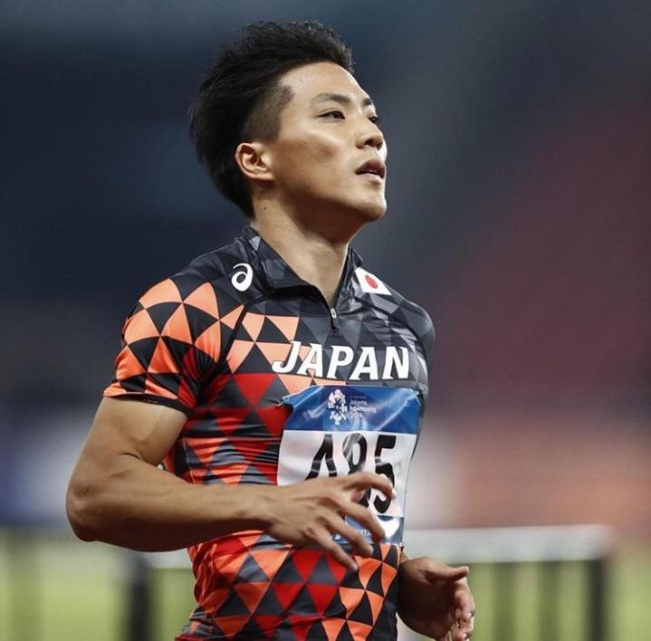 ทีมวิ่งผลัด4คูณ100เมตรชายจากญี่ปุ่น..ในเอเชี่ยนเกมส์ครั้งที่18