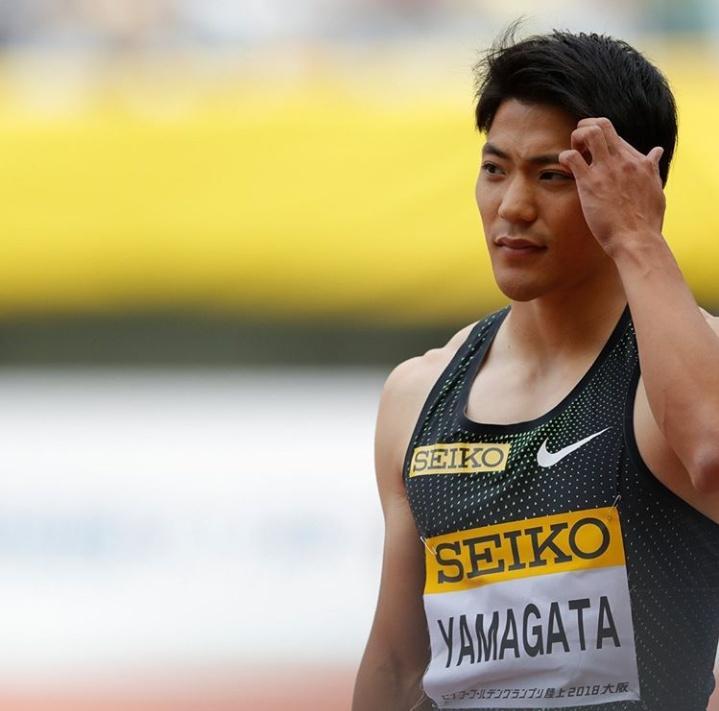 Yamagata นักกรีฑาหล่อจากญี่ปุ่น