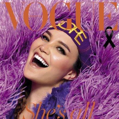 อมิตา ทาทา ยัง @ Vogue Thailand vol.5 no.53 June 2017